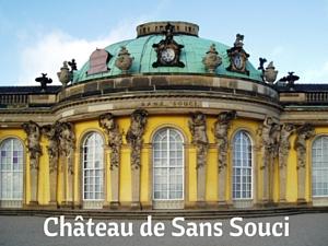 château Sans Souci Potsdam