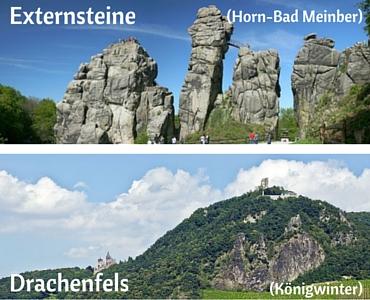 Paysage Rhénanie-Westphalie