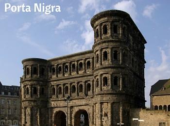 Porta Nigra à Trier