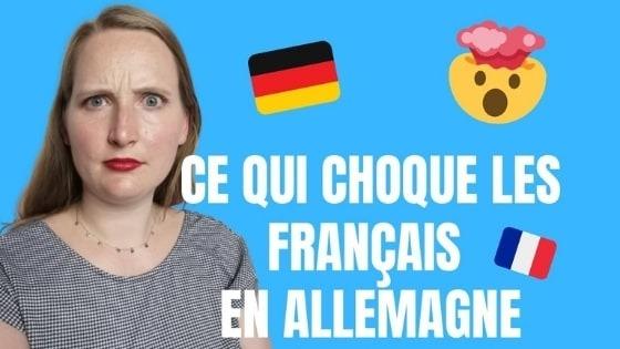 Video Youtube ma vie expat en Allemagne
