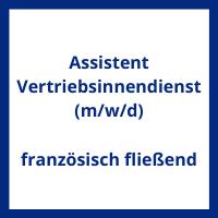 Gehalt Assistent Vertriebsinnendienst