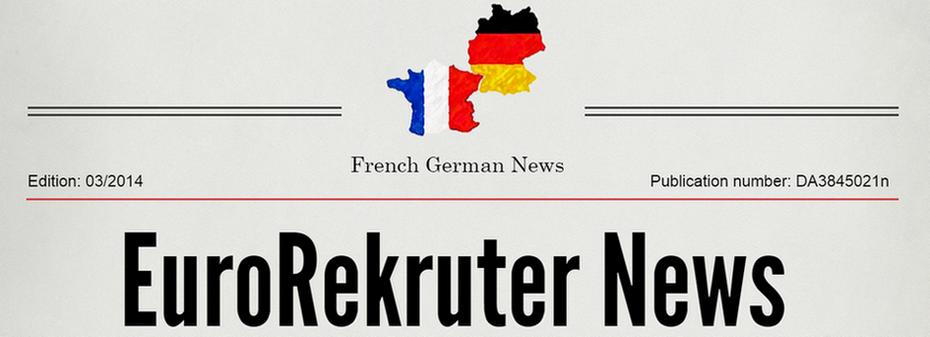 EuroRekruter actualités franco-allemandes