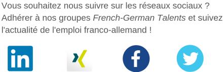 Site D Emploi Et Cabinet De Recrutement Franco Allemand