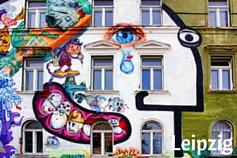 Galerie à Leipzig